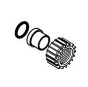 American Standard 047186-0070A PUMP COUPLING This item is a American Standard Genuine Part 047