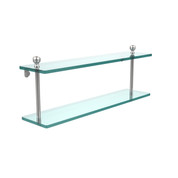 Allied Brass MA-222-SCH 22 by 5-Inch Glass Shelf