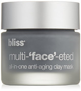 BLISS/MULTI-'FACE'-ETED ALL-IN-ONE ANTI-AGING CLAY MASK 2.3 OZ BLIMKTR2