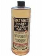 AMAZ TEAK OIL LGTNEZ QT  AMAZON LE-850