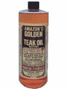 AMAZ TEAK OIL PT  AMAZON GTO-125