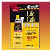 LIFE CAULK LIQLFE TUBEWHT  BOATLIFE 1052