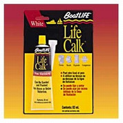 LIFE CAULK TUBE BLK  BOATLIFE 1031
