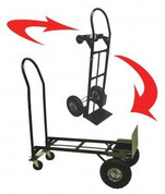 2 & 1 CONVERTIBLE Hand Truck - 600 lb American Gage AMG3469 AMG3469
