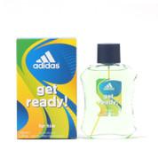 ADIDAS GET READY MEN- EDT SPRAY 3.4 OZ 20079289