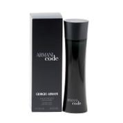 ARMANI BLACK CODE MEN byGIORGIO ARMANI - EDT SPRAY 4.2 OZ 20047127