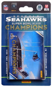 Seattle Seahawks Super Bowl XLVIII Champions 18-Card Trading Card Set SC13FBSEASB48