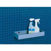 "Bott 14014038.16 Toolboard Shelf For Perfo Panels - Tray Shelf - 17""Wx6""Dx2""H"