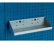 "Bott 14014007.16 Toolboard Shelf For Perfo Panels - Sloping Parts Shelf - 36""Wx10""D"