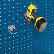 """Bott 14011018 Power Tool Holders For Perfo Panels - Package Of 5 - 2-3/8"""" Dia."""