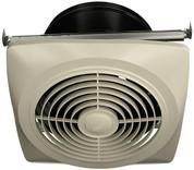 "Broan 504 350 CFM, 10"" Fan, 6.5 Sones, 13-1/2"" square plastic grille 504"