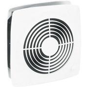 "Broan 510 10"" Fan, 380 CFM, 6.5 Sones. 13-1/2"" square plastic grille. 510"