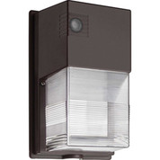 Lithonia TWS LED P1 50K 120 PE BZ M4  LED Wall Luminaire, 19W, 5000K, 1476 Lumens