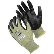 ActivArmr® Cut Resistant Gloves, Ansell 80-813, Foam Coating, Size 8, 1 Pair