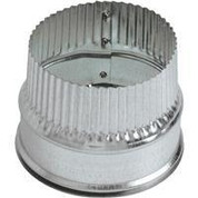 "Broan  4"" Duct Collar. For use with Models 636/636AL for easy attachment of 4"" round duct. DC4"