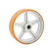 """6"""" x 2"""" Polyurethane Wheel - Axle Size 5/8"""""""