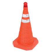 "18"" Collapsible Safety Cone"