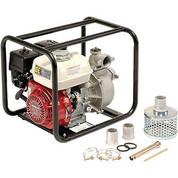 Water Pump 2 Inch Intake/Outlet 6.5 Hp Honda Engine