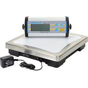 "Adam Equipment CPWplus 15 Digital Bench Scale 33lb x 0.01lb 11-13/16"" x 11-13/16"" Platform"