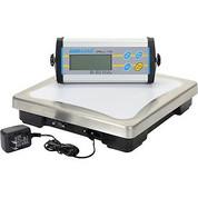 "Adam Equipment CPWplus 150 Digital Bench Scale 330lb x 0.1lb 11-13/16"" x 11-13/16"" Platform"