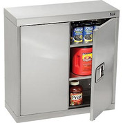"""Global™ Stainless Steel Wall Cabinet  - 30""""W x 12""""D x 30""""H"""