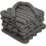 "Chemtex 3"" x 4' Universal Absorbent Socks, 30 Pack"