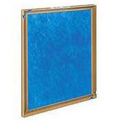 """Purolator® 5038901303 F312 Std1 Fiberglass Disposable Throwaway Panel Filter 16""""W x 25""""H x 1""""D"""