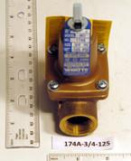 Watts 5294 Regulator RELIEF VALVE 3/4 100PSI 1,695M BTU 0274683