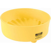 Eagle Manufacturing Co. 440139 Eagle Oversized Drum Funnel with Screen for Flammable Liquids