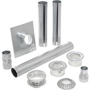 Enerco 246665 Mr. Heater 4 Inch Vertical Vent Kit for Big Maxx MHU80LP and MHU80NG Unit Heaters