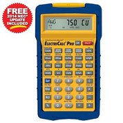 Calculated Industries 5070 ElectriCalc Pro - Electrical Code Calculator