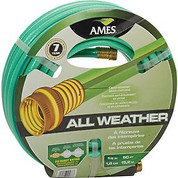 "Ames True Temper 4007800A Ames® 5/8"" X 50' All-Weather Garden Hose"