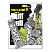 "2"" Super Mini Buff Ball with Free Flitz Polish Flitz FTZSM10250-50 FTZSM10250-50"