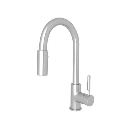 Rohl R7519ss Rohl Modern Lux Side Lever Bar Food Prep