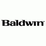 8BR03032001 DEADBOLT CORE LTCH W/BACKPLATE ( NO FACE PLATE ) Baldwin Hardware Corp. 8BR03032001