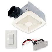 Broan Nutone 110 CFM SmartSense Fan with Control Switch SSQTXE110