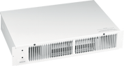 Broan 114 Nutone Kickspace Heater. Same as Model 112 except w/o built-in thermostat. White.