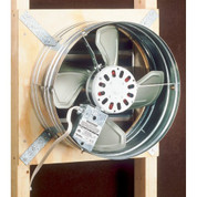 Broan Nutone 1020 CFM Gable Mount Ventilator (use with Broan Model 433 shutter — Sold separately, see below) 353