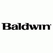 Baldwin Hardware Corp. 0413040 * 0413 040 MORTISE DOOR BOLT CONTEMPORAR