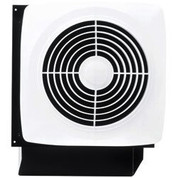 "Broan Nutone 10"" Fan, 270 CFM, 6.0 Sones, 13-1/2"" square plastic grille. 508"