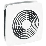 "Broan Nutone 10"" Fan, 380 CFM, 6.5 Sones. 13-1/2"" square plastic grille. broan-nutone_510"