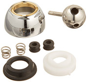 DELTA RP44123 Repair Kit - Ball, Seats, Springs, Cam, Cap, Adjusting Ring and Bonnet