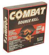 Dial Corp 880784 Dial. Professional Source Kill Large Roach Killing System, Child-Resistant Disc, 8/Box ().