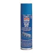 #6 Sensor Safe Blue RTV Silicone Gasket Maker, 7.25 Ounce Net Weight Pressurized Can, Case of 6 Cans PTX81860