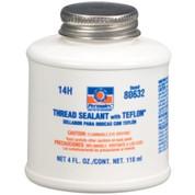 #14 Thread Sealant with Teflon, 4 Ounce Bottle, Case of 12 Bottles PTX80632