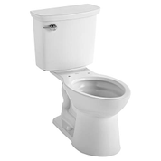 American Standard 238AA.105CP.020 Vormax Plus Het Combo Rhtl W/Seat - Wht White 238AA105CP020