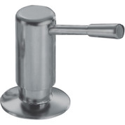 Franke 902-SN  Logik Counter-Sunk Kitchen Top Refill Soap Dispenser, Satin Nickel