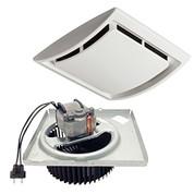 Broan BQKN60 Nutone Quickit 60 CFM 2.5 Sones Bath Fan Upgrade Kit
