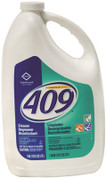 CLOROX SALES COMPANY 880780 Formula 409 CT Cleaner Degreaser Disinfectant, Refill, 128 oz, Pack of 4