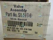 VLVE ASSY FOR 51-S (342100) SA51S-6